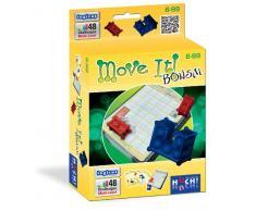 Huch & Friends 878373 - Move it Bonsai, Gioco da viaggio [Lingua tedesca]