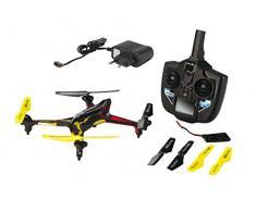 Revell Control 23913 – Quadcopter quadro TOX, rosso