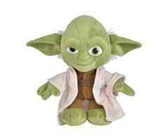 Grandi Giochi GG01163 - Yoda Peluche, 25 cm