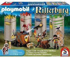 Schmidt - Playmobil Il Castello dei Cavalieri Gioco per Bambini