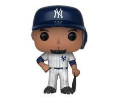 Funko- Major League Baseball Figure Giancarlo Stanton Statua Collezionabile New York Toy Fair, 9 cm, 30242