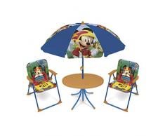 Mickey - Accessori piscina e spiaggia, multicolore (ARDITEX WD12492)