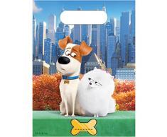 Hasbro 49784 The Secret Life of Pets Decorazione per Feste