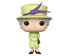 Funko- Pop Royals: Queen Elizabeth II Royal Family Statua, Multicolore, 35723