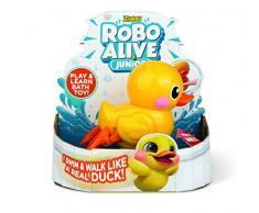 Robo Pesce 32683 Robo Alive Anatra, vasca da bagno giocattolo
