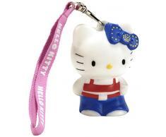 Lampada A Led Hello Kitty Con Cinghia Da Polso Modifica Dei 7 colori H:8Cm