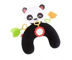 Fisher-Price- Panda Abbraccia e Gioca, Cuscino per i Neonati, FXB99