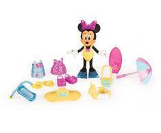 IMC Toys - 182189 - Minnie bambola 15 cm Minnie Spiaggia