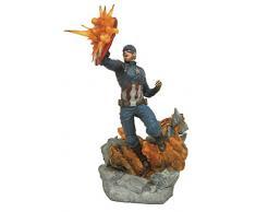 Marvel Comics MAY172528 Milestones Civil War Movie Captain America Statua