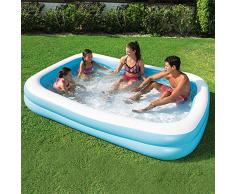Polygroup 8422259605249 - Piscina 305 x 183 x 46 cm, Colore: Blu (60524)