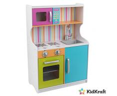 KidKraft 53378 - Cucina di Legno Colorata per Bambini