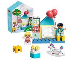 LEGO Duplo Stanza dei Giochi Set di Costruzioni Ricco di Dettagli, Casetta di Mille Storie per una Bella Esperienza di Gioco, per Bambini +2 Anni, 10925