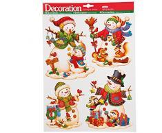 Carnival Toys 9706 - Finestra Decorazione Natale