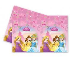Procos 85004 - Tovaglia plastica Disney Princess Dreaming (120x180 cm)