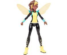 DC Super Hero Girls DMM37 - Bambola Bumble Bee
