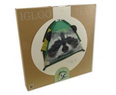 ODS 32829 - WWF Tenda Igloo, Multicolore