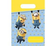 Universale 55700 lovely Minions decorazione per feste, Modelli/Colori Assortiti, 1 Pezzo