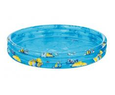 Happy People 77766 - Piscina, Divertente Timbri, 122 x 25 cm