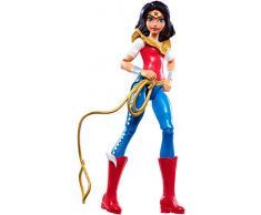 DC Super Hero Girls DMM33 - Bambola Wonder Woman Small Doll Super Hero