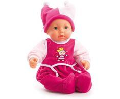 Bayer Design 94682 - Bambola 46 cm Hello Baby con funzioni particolarmente graziosa, Modelli/Colori Assortiti, 1 Pezzo