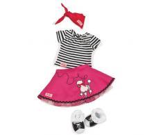 Our Generation 70,60006 18 Bop Til You -Vestito per bambola in stile retrò