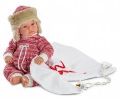 Llorens 63626 Bebita Newborn bambola, 36 cm