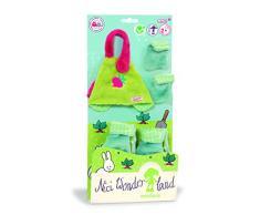 Nici 35505 - Wonderland 3 Minilara, Set Grembiule, Stivali e Guanti per Bambola di 30 Cm