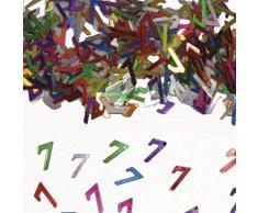 Folat fol053068p12 Tavolo coriandoli, Multicolor