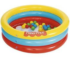 Bestway 93501 - Fisher Price Piscina di Palline a 3 Anelli