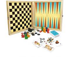 Vilac VILAC6107 Pirates e Cavalieri giochi in legno Set