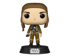 Funko- Star Wars The Last Jedi Figure Paige Statua Collezionabile, 31789