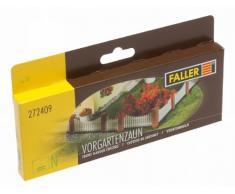 Faller - F272409 - Modellazione - Recinzione Giardino - 210 mm