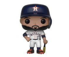 Funko Major League Baseball Figure Jose Altuve Statua Collezionabile New York Toy Fair, 9 cm 30235
