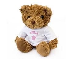 Stella Teddy Bear – Carino e Morbido Peluche – Regalo di Natale o Compleanno
