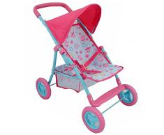 Dolls World 8185 Deluxe Passeggino