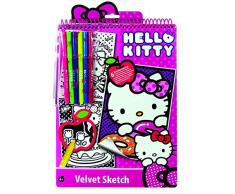 Hello Kitty - 1023 - 59892 - Set di Velvet Poster