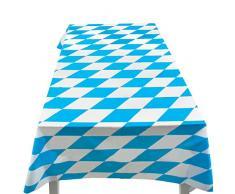Boland- Tovaglia, Azzurro/Bianco, 54256