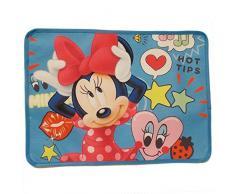 Zerbino Disney Minnie, Dimensioni 45 x 33 cm, 2 Colori Assortiti