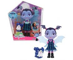 Giochi Preziosi- Vampirina Doll Glow, con Funzioni, Luci e Suoni, Multicolore, 24 cm, VAM15000