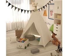 Elfique Tenda da Giardino per Bambini, con Coperta di Klara Brist (7008-199)
