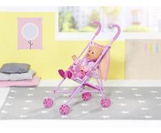 Zapf Creation 826485 Baby Born Passeggino con Tasche