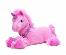 Joy Toy 121109 - Unicorno Rosa - Peluche Morbido