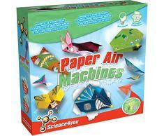 Science4You Ufficio di aeroplano di carta giocattolo scientifico e educativo Stem, 487618