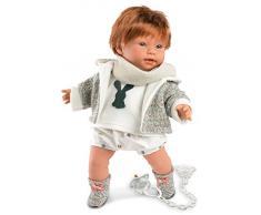 Llorens Kristian bambola per bebé, 42333