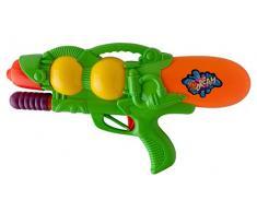Idena 7781006 - Pistola ad Acqua, 37 cm, con Funzione Pompa