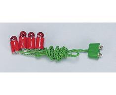Kahlert luce 60909 - Mini Doll Accessori - Luci di Natale 4 lampadine