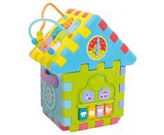 Lisciani Giochi - 76581 Gioco per Bambini Carotina Baby Casetta Mille Attività Educative