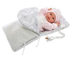 Llorens 63630 Bebita Newborn bambola, 36 cm