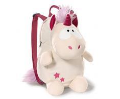 NICI 40115.0 – Zaino Peluche a forma di unicorno Theodor