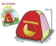 Teorema 63829 - Gioco Tenda da Campeggio 90 x 90 x 85 cm